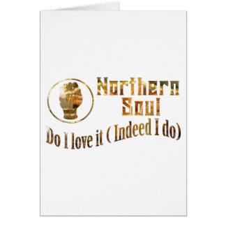 Northern Soul. Do I Love It - Gold Card