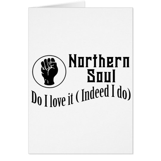 Northern Soul. Do I Love It ( Indeed