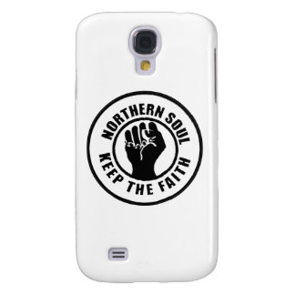 Northern Soul Galaxy S4 Case