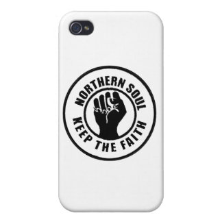 Northern Soul Covers For iPhone 4