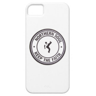 Northern Soul Keep the Faith iPhone 5 Cases