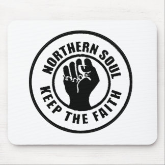 Northern Soul Mouse Pad