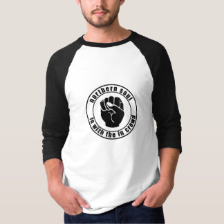 Northern Soul Patch In Crowd T-Shirt