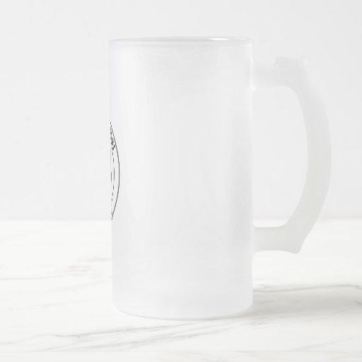 Northern Soul Patch Right On Mug