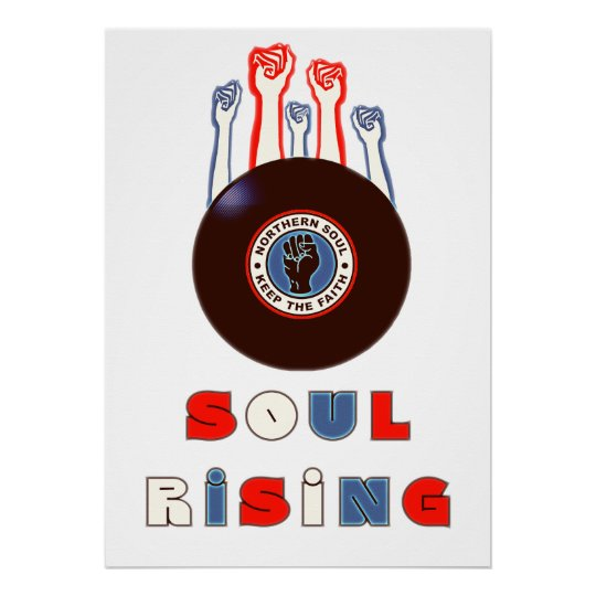 Northern Soul Poster Print