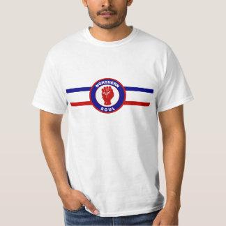 Northern Soul RWB Lines Tshirts