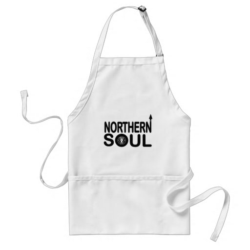 Northern Soul Scooter Boy Aprons