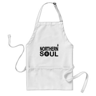 Northern Soul Scooter Boy Standard Apron