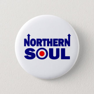 Northern Soul Scooter Mod 6 Cm Round Badge