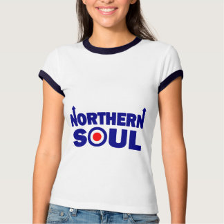 Northern Soul Scooter Mod T Shirts