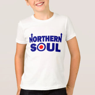 Northern Soul Scooter Mod Tshirt