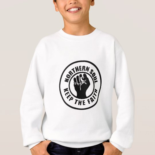 Northern Soul Sweatshirt