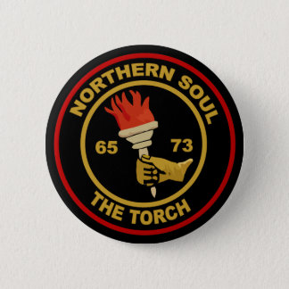Northern Soul The Torch 6 Cm Round Badge
