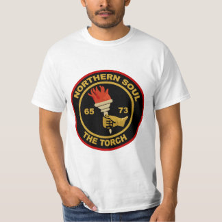 Northern Soul The Torch Tshirt