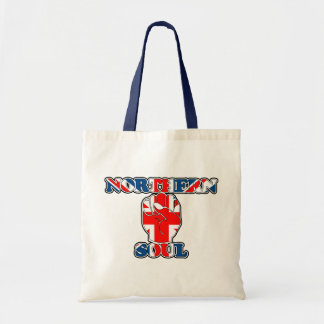 Northern Soul Union Jack Bag