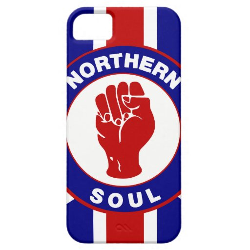 Northern Soul Union jack iPhone 5 Cases
