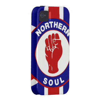 Northern Soul Union jack iPhone 4 Cover