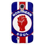 Northern Soul Union jack Samsung Galaxy S4 Cases