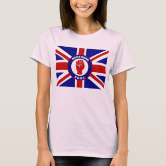 Northern Soul Union jack T-Shirt