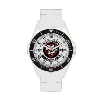 Northern soul Wigan Casino Wristwatches