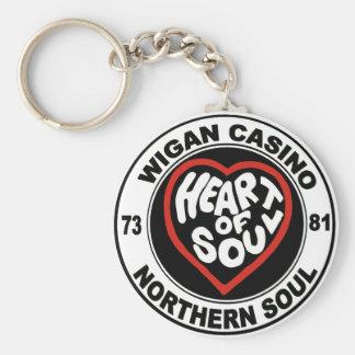 Northern soul Wigan Casino Key Chains