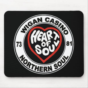 Northern soul Wigan Casino Mouse Mat