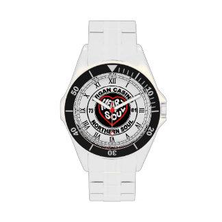 Northern soul Wigan Casino Wristwatches