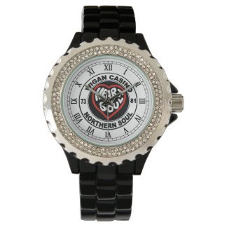 Northern soul Wigan Casino Watches