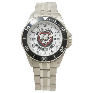 Northern soul Wigan Casino Wrist Watches