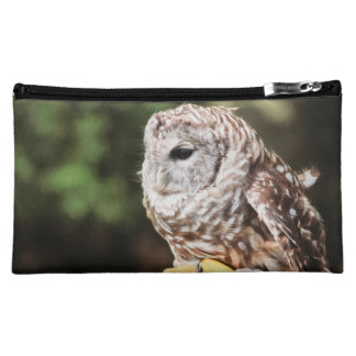 Northern Spotted Owl Cosmetic Bag