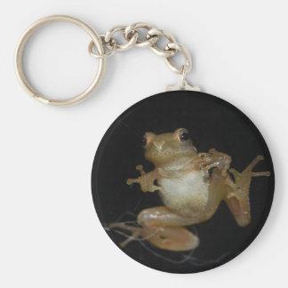 Northern Spring Peeper keychain