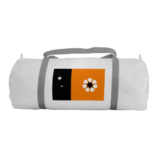 Northern Territory Flag Gym Duffel Bag
