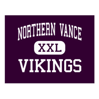 Northern Vance - Vikings - High - Henderson Postcard