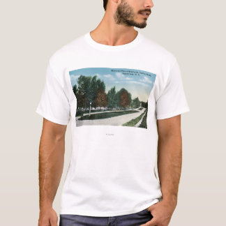 Northern View of Bradley Street T-Shirt
