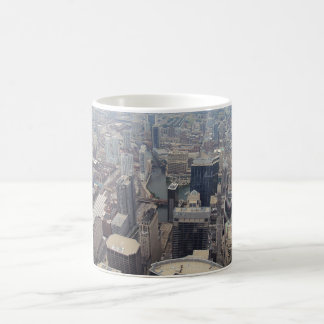 Northern View Of Chicago From Sears Tower Mugs