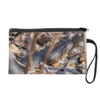 Northern Water Snake Wristlet Clutches