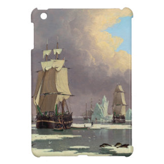 "Northern Whale Fishery: ""Swan"" & ""Isabella"" Case For The iPad Mini"
