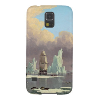 "Northern Whale Fishery: ""Swan"" & ""Isabella"" Cases For Galaxy S5"