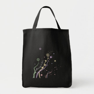 Northern Wind Grocery Tote Bag