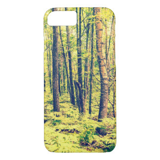 Northern Woodlands Vintage Style iPhone 7 Case