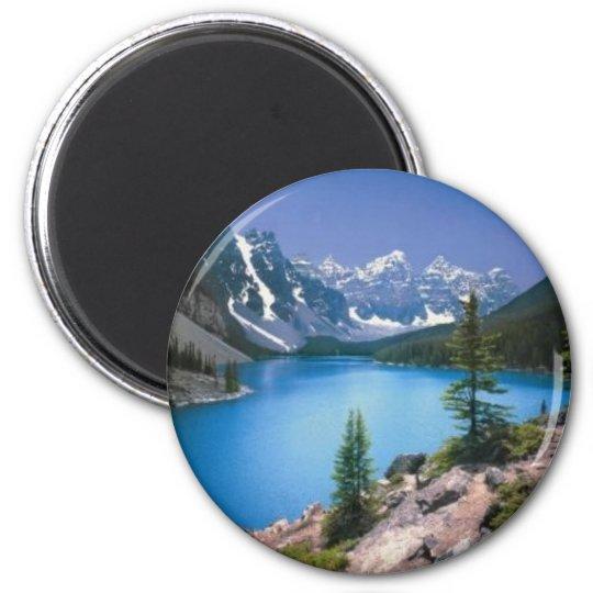 NorthernExposure 6 Cm Round Magnet
