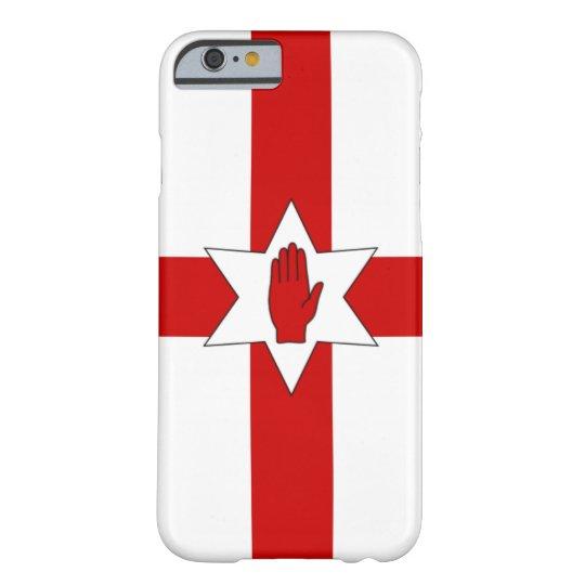 Northrn Ireland iPhone Case - Star & Hand