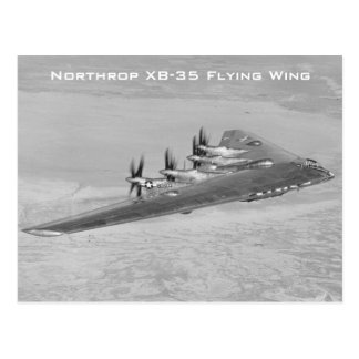 Northrop XB-35 Flying Wing Postcards