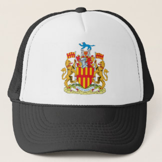 Northumberland Coat of Arms Trucker Hat