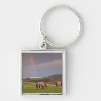 Northumberland, England Key Ring