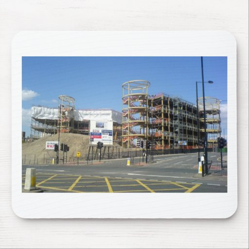Northumbria University - City Campus East Mouse Pads