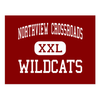 Northview Crossroads - Wildcats - Grand Rapids Postcard