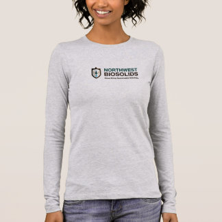 Northwest Biosolids Long Sleeve (Womens) Long Sleeve T-Shirt