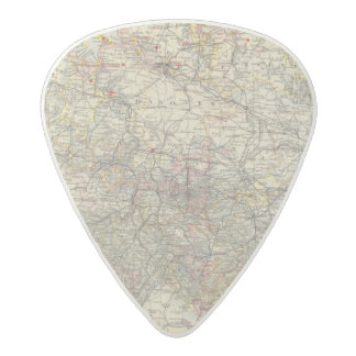 Northwest German Empire Acetal Guitar Pick