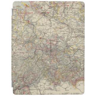 Northwest German Empire iPad Cover